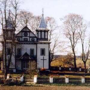 Kościół Parafialny w Połoneczce