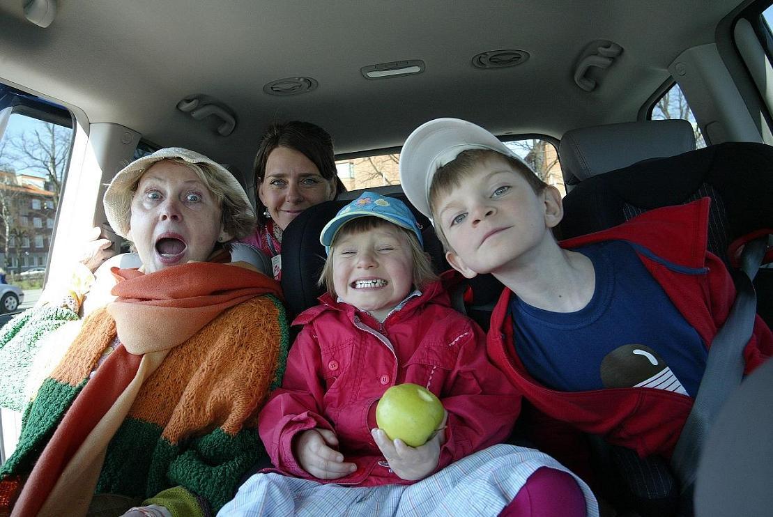 Taką Ją zapamiętamy Emilia Nowicka , Ingrid Claesson oraz Elwira i Olle Geteborg 2008