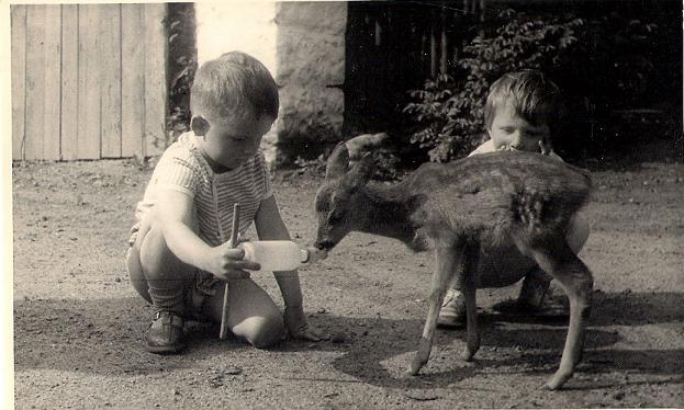 Gosia i Janusz Cyronkowie Kotowice 1965 rok