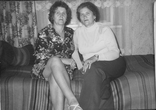 Maria i Eleonora lata 90-te
